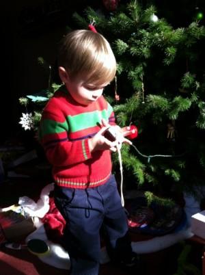 Andrew christmas 2013