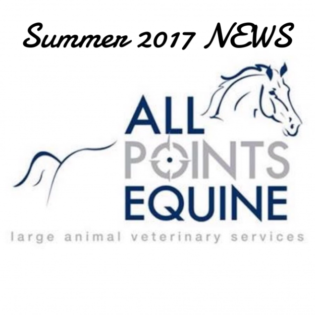 Summer 2017 News: Maternity Leave, Vaccinations, Online Bill Pay, Specials and 5 Years!